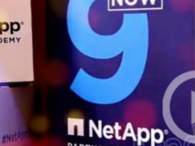 NetApp Partner Academy 2016