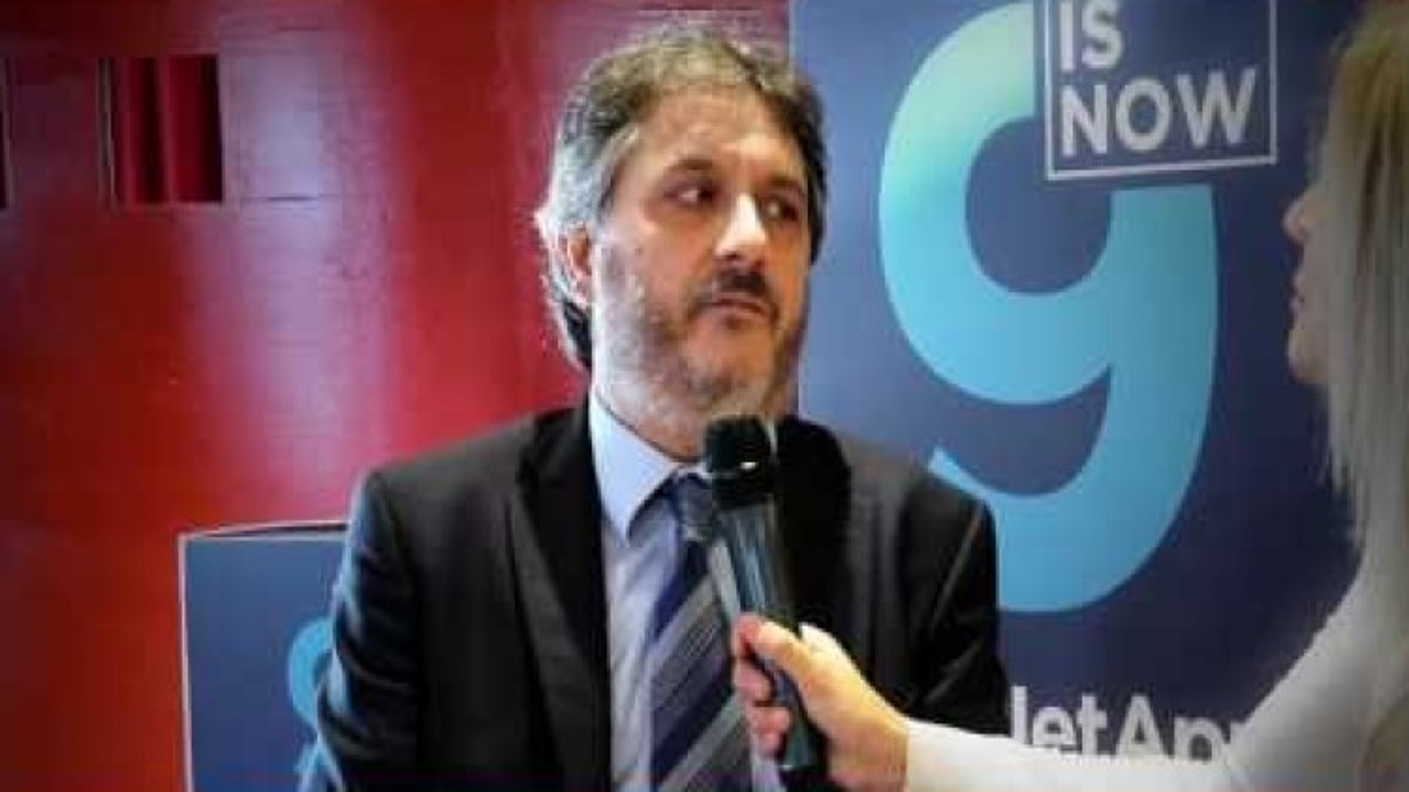 Danilo Spina, Sales Manager, GKI Fast Lane