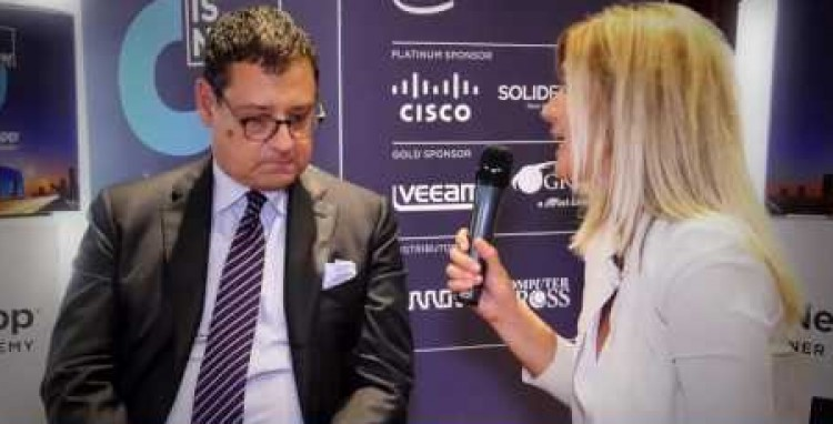 Salvatore Mari, Channel and Alliances Sales Manager, NetApp Italia