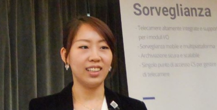 Rosiel Lee General Manager Synology Francia italia.JPG