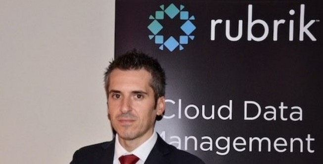 Rubrik (Backup and data recovery) debutta in Italia