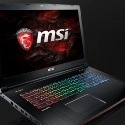 MSI GE72 e GE62, nuovi notebook high performance per il gaming
