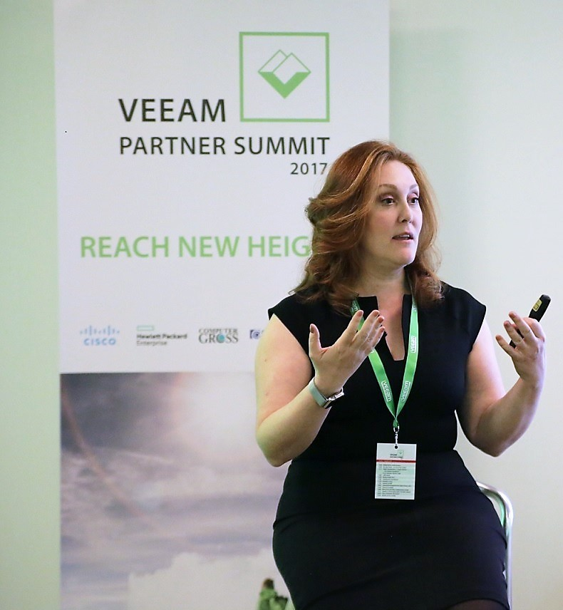 Veeam_Lara Del Pin apre PS2017_Roma.jpg