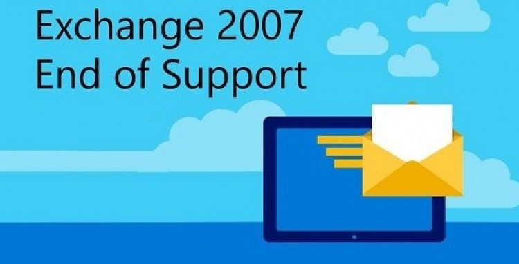 Microsoft Exchange Server 2007, fine del supporto