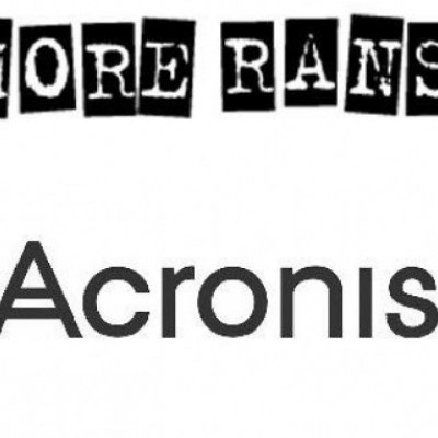 Acronis partner dell'iniziativa 'No More Ransom'