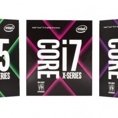 Intel, nuovi processori Core X fino a 18 core. Per Gamer e VR