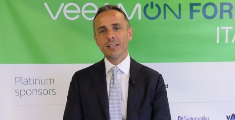 Hewlett Packard Enterprise, VeeamOn Forum