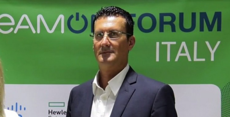 Albert Zammar, VP Semea, Veeam Software, VeeamOn Forum