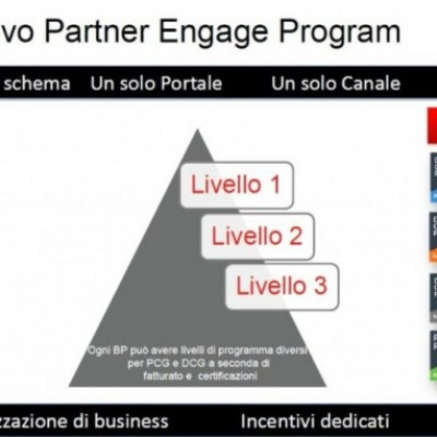 Lenovo, nuovo programma per i Business Partner