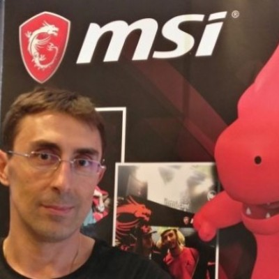 MSI, Pierfrancesco Costantini è il Retail Account Manager della BU Notebook