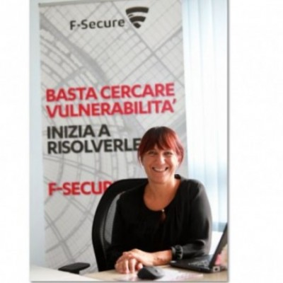 F-Secure: Carmen Palumbo è la B2B Country Marketing Manager Italy