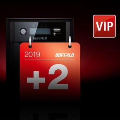 Buffalo, nuove facilitazioni per la garanzia dei NAS