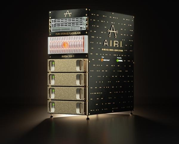 pure storage airi