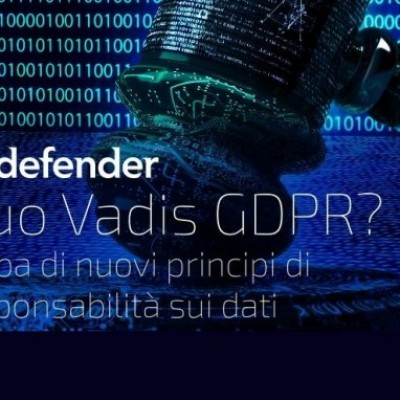 GDPR: Bitdefender riduce i rischi del Data Breach