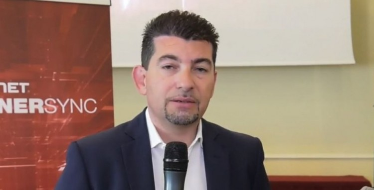 Fortinet Partner Sync 2018: Cesare Radaelli, Senior Director Channel Account di Fortinet Italia