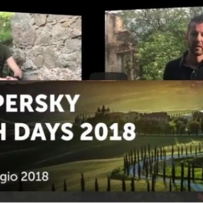 """Kaspersky Lab Tech Days 2018, """"Ecco perchè siamo partner e cosa cerchiamo nella sicurezza"""" (videointervista)"""