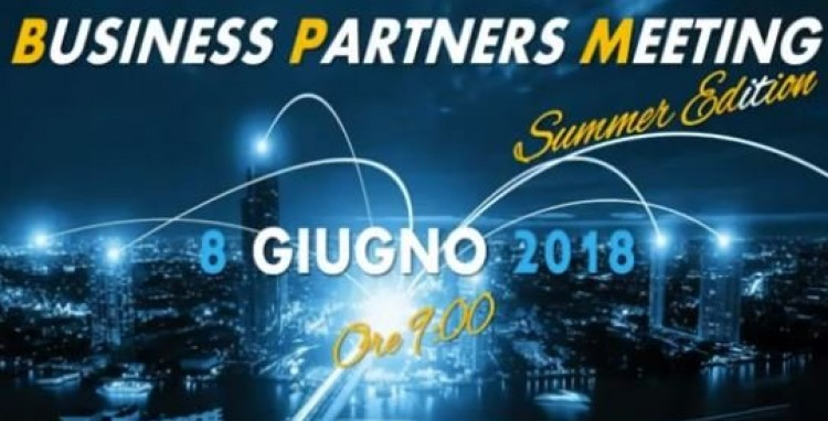 Business Partners Meeting, Panduit incontra il canale