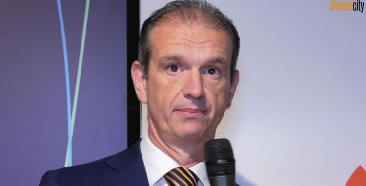 Stefano Andreotti,  Channel Director Enterprise BG Huawei Italia