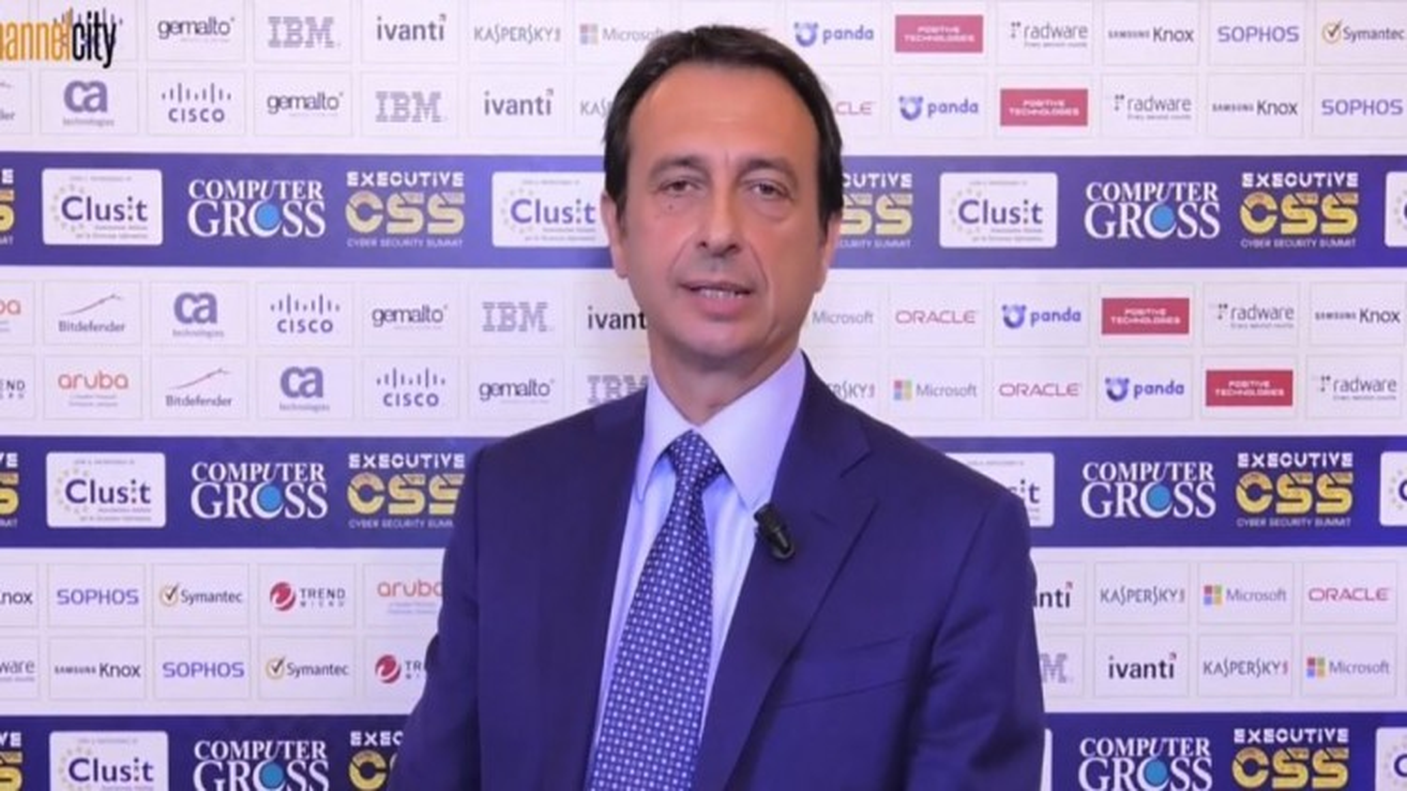 Aldo Rimondo, Country Manager Italia e Iberia, Ivanti