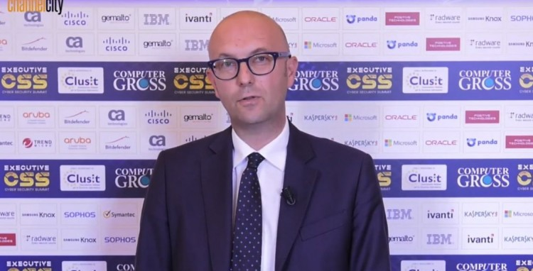 Andrea Castellano, Responsabile Security Service Software & Channel, Ibm Security