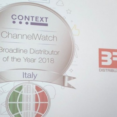 "Context ChannelWatch 2018, Brevi è il ""Distributore Broadline dell'anno"""