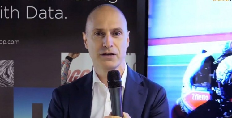 Marco Pozzoni, Country Sales Director, NetApp Italia