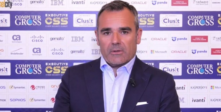 Massimiliano Bosco, Channel Account Manager, Kaspersky Lab Italia