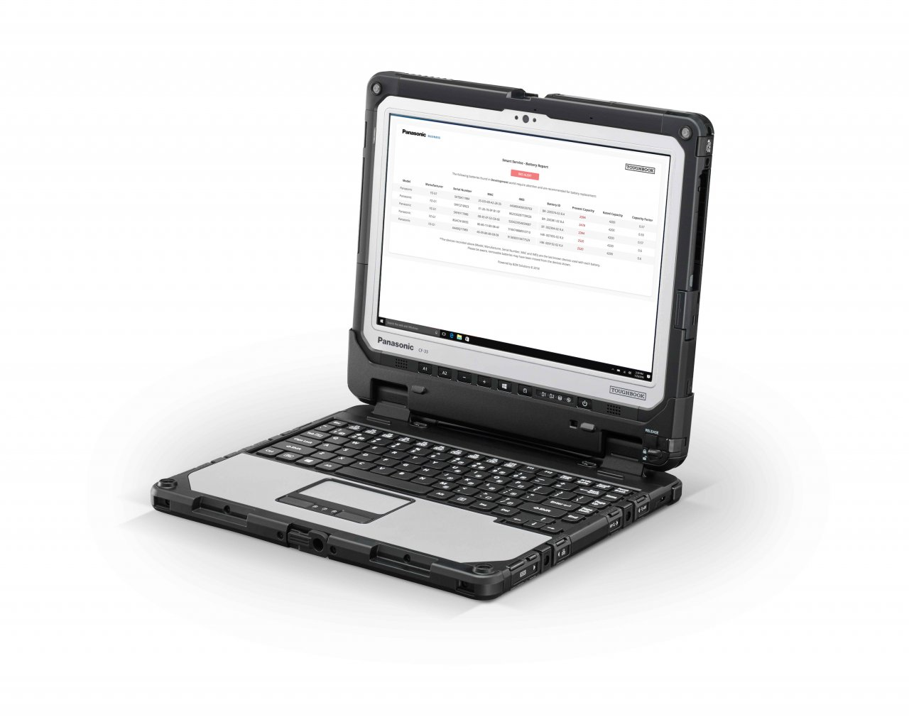 panasonic toughbook smart battery 2