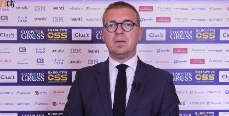 Riccardo Speidel, Corporate Channel & PA Sales Sr Manager IM, Samsung Electronics Italia
