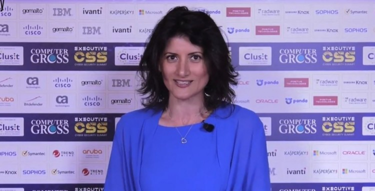 Sabrina Clementini, Enterprise Sales Director Italy, Positive Technologies
