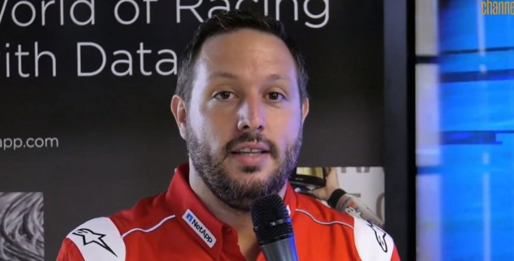 Stefano Rendina, IT Manager di Ducati Corse