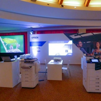 Business Partner Roadshow, il printing secondo Epson