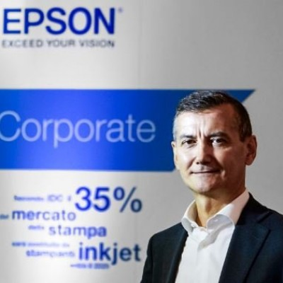 Epson Italia, Luca Motta (ex HP Italy) è il nuovo Value Channel Sales Manager