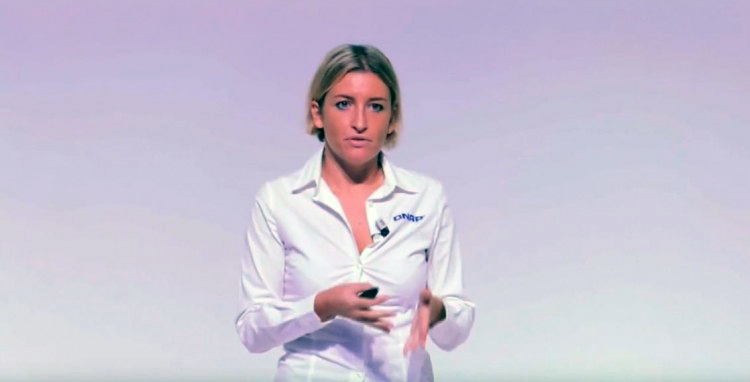 Arianna Abbondandolo, Italy Marketing Manager QNAP