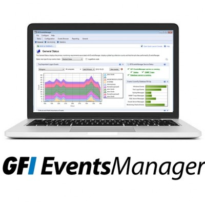 Gestisci Log ed Eventi con GFI EventsManager