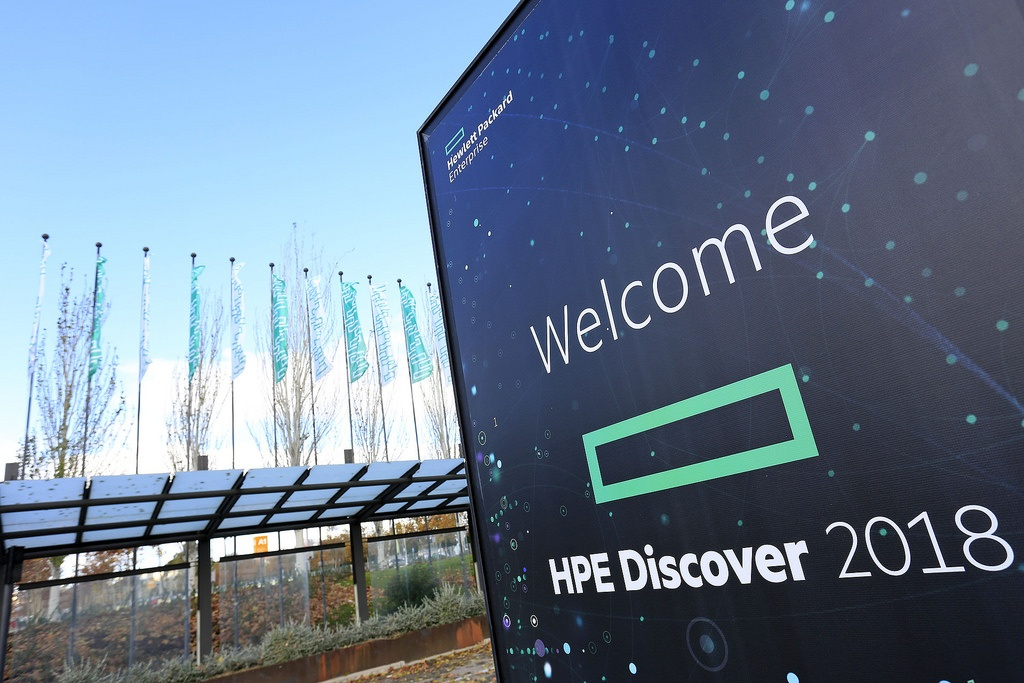 hpe discover2018