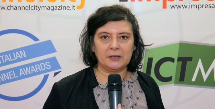 Videointervista a Paola Carnevale, Channel & Sales Manager di G Data Italia