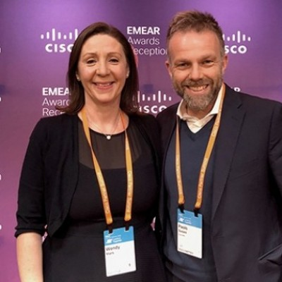 "Zucchetti premiata da Cisco come ""ISV Partner of the Year"""