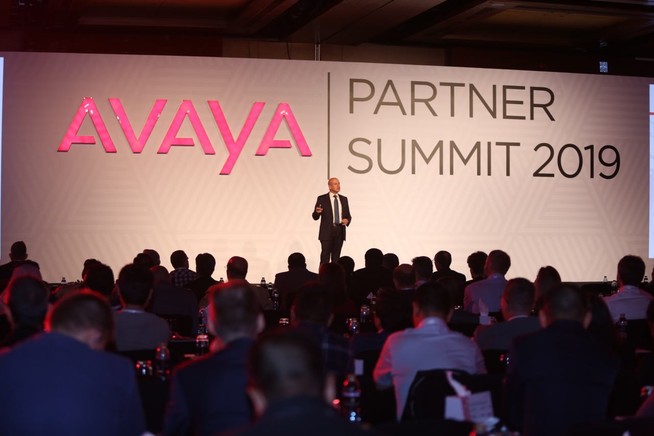 avaya partner summit 2019