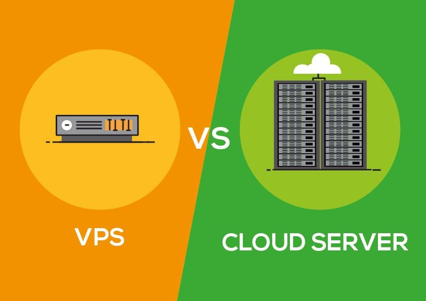 vps vs cloud server