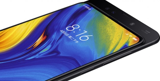 5G, Xiaomi presenta lo smartphoneMi MIX 3