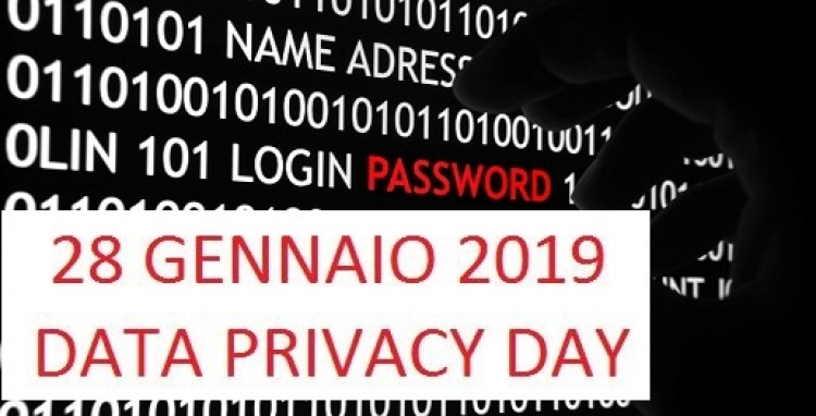 28 gennaio 2019 data privacy day