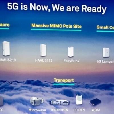 Huawei, obiettivo Samsung e il 5G (annunciato anche il primo smartphone 5G)