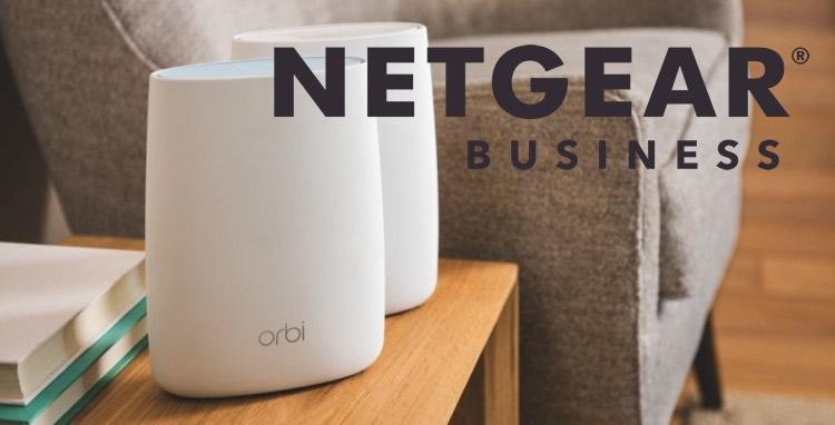 Netgear Orbi Pro e Netgear Insight Pro