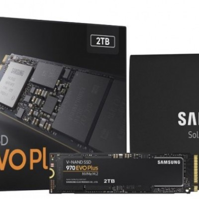 Samsung SSD 970 EVO Plus, l'archiviazione dei dati personali a 2 Tbyte