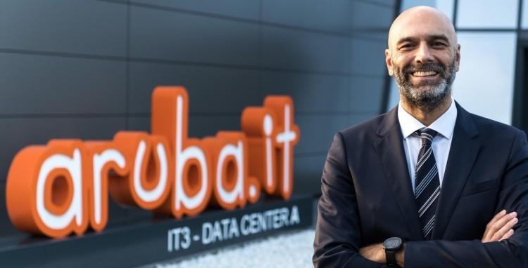 Aruba, Stefano Sordi nominato Direttore Commerciale