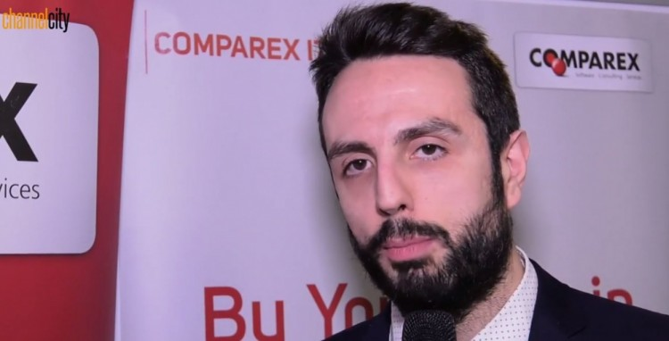 Alessandro Borgonovo, CSP Business Development Manager, COMPAREX Italia