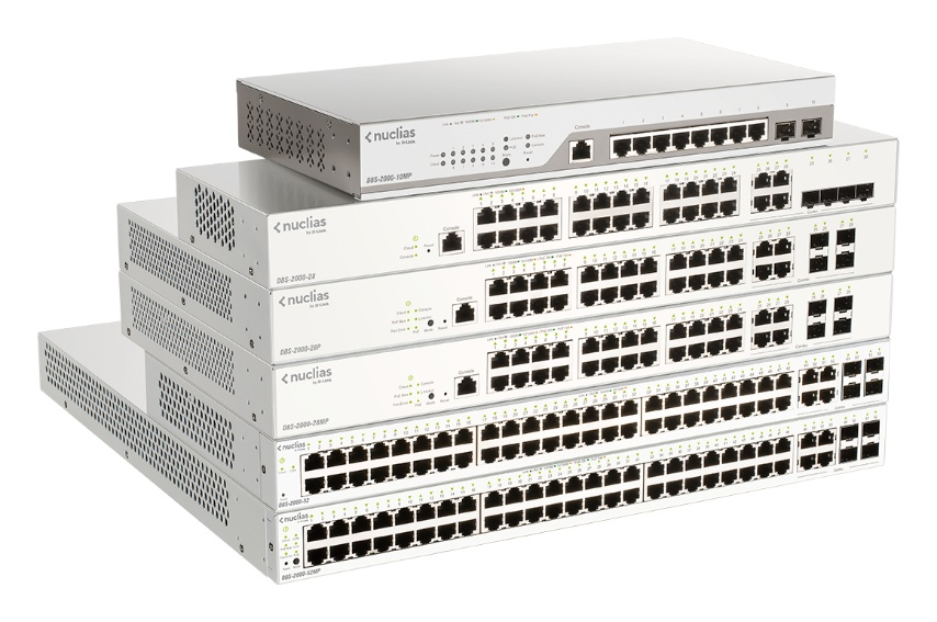 dlink dbs 2000 switch cloud