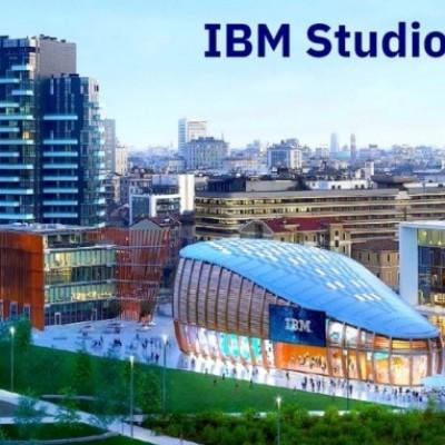 IBM Studios, Milano sempre più High Tech