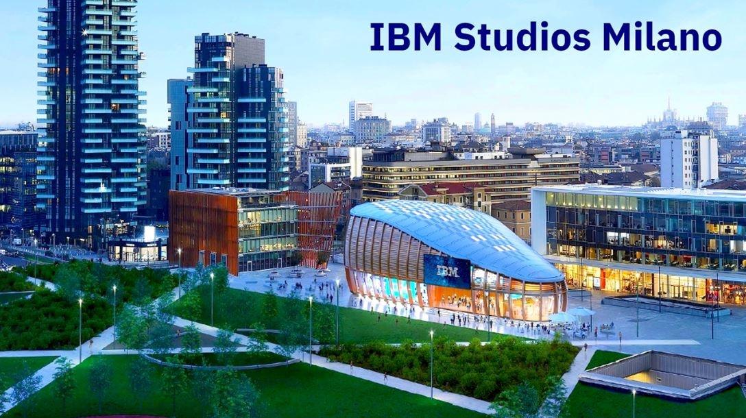 ibm studios milano aprile 2019